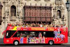 Imagen City Sightseeing Lima Panoramic Bus Tour