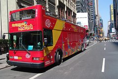 City Sightseeing New York Hop-On Hop-Off Bus, Ferry or Night Tour