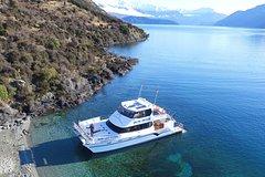 Imagen 1-Hour Ruby Island Cruise and Walk from Wanaka