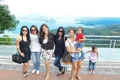 Ver la ciudad,Excursión a Tagaytay