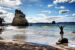 Imagen Coromandel Day Trip (Cathedral Cove and Hot Water Beach)