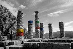 Delphi Delphi Delphi: Self-Guided Audio tour on your Phone (no ticket) 57246P4