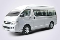 Toyota Van 5 Seater Airport Transfer Private Car Transfers