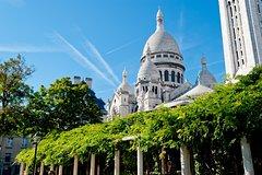 Imagen París Super Saver: Montmartre arte impresionista Recorrido a pie más Recorrido nocturno a pie