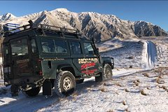 Imagen Private Ski Transfer to Remarkables Ski Field from Queenstown