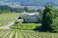 Willamette Valley Wine-Tasting Tour from Portland Private Car Transfers