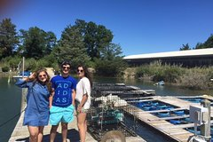 Southold Bay Private Oyster Farm Tour
