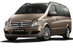 Arrival Private Transfer from Naples Airport NAP to Naples City by Minivan