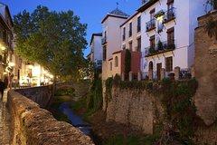 Imagen Visita a pie de Granada: barrios del Albaicín y el Sacromonte