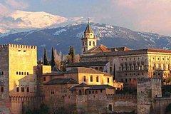 Imagen Viagem diurna para Granada saindo de Sevilha com acesso evite as filas para Alhambra