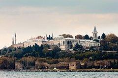 Ver la ciudad,Ver la ciudad,Tours temáticos,Tours históricos y culturales,Santa Sofía,Palacio Topkapi