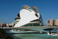 Imagen Palau de les Arts Reina Sofia Valencia Admission Ticket