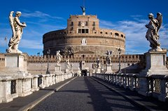 Castel Sant Angelo and San Peter's Square