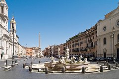 Discovering Rome - Squares and Fountains Tour