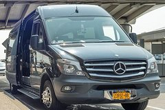 Luxury Sprinter Private Arrival Transfer: NYC Airports and Manhattan Hotels