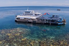 Sunlover Reef Cruises Outer Great Barrier Reef Cruise from Cairns