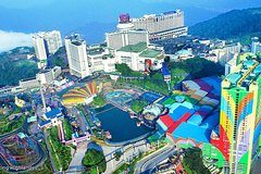 Imagen Genting Highland and Batu Cave Tour with Cable Car Ride