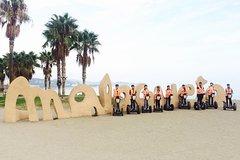 Imagen Segway Málaga Tour: visit de park and harbour