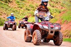 Imagen ATV Quad Bike Tour to Moray Maras and Salt mines from Cusco