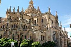 Ver la ciudad,City tours,Salir de la ciudad,Excursions,Tours con guía privado,Tours with private guide,Excursiones de un día,Full-day excursions,Especiales,Specials,Excursión a Segovia