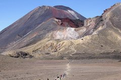 Imagen Round Trip Tongariro Crossing Shuttle from National Park