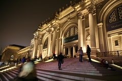 The Metropolitan Museum of Art Tour and Wine Tasting