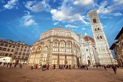 Guided Walking Tour of Florence with Uffizi Gallery