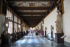 Skip the line: Uffizi Gallery tour