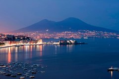 Naples by Night Tour Including Pizza Dinner