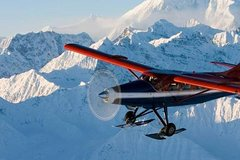 Ver la ciudad,Salir de la ciudad,Actividades,Tours de un día completo,Excursiones de un día,Actividades aéreas,Excursión a Glaciar Matanuska