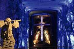Imagen Salt Cathedral of Zipaquira and Sabana Full-Day Tour Including Lunch