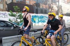 Imagen Bogota Downtown Shared Bike Tour
