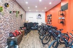 Imagen Electric Bike Rental in Christchurch