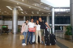 Cairo Layover Tour from Cairo Airport Private Car Transfers