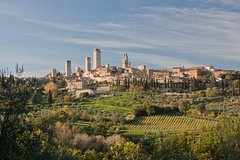 San Gimignano wine tour - Tuesdays from SIENA