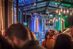 Imagen Tour and Tastings in an Urban Craft Beer Brewery