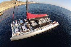 Playa del Ingles Gran Canaria Ibiza to Gran Canaria Five Star Catamaran Cruise 60269P13