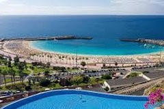 Playa del Ingles Gran Canaria Day Pass at Gloria Amadores: Spa, Lunch and Infinity Pool Access 60269P33