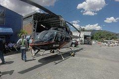 Imagen Medellín Helicopter Flight with Optional City Tour
