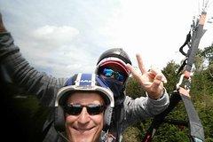Imagen Medellin City Tour Including Paragliding and Food Tasting