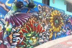 Imagen Excursión privada de día completo por el arte callejero y la comida de Medellín