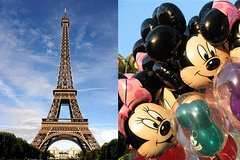 Imagen Your private transfer from Disneyland to Paris