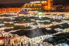 Ver la ciudad,Gastronomía,Tours gastronómicos,Tours gastronómicos,Visitas guiadas por Marrakech,Con cena