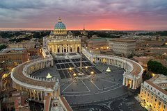 VATICAN private tour with driver & lunch