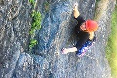 Imagen Lead Climbing Wanaka - Half Day