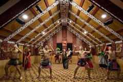 Imagen Evening Maori Cultural Performance and Geyser Experience from Rotorua