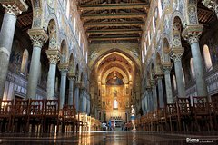 Half Day Excursion in Palermo and Monreale from Palermo and Cruise Ship
