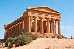 Valley of the Temples and Villa Romana del Casale Day Trip from Taormina