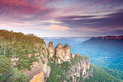 Imagen Blue Mountains Sunset Tour with Mid-Morning Departure from Sydney