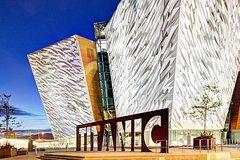 Ver la ciudad,Tickets, museos, atracciones,Tickets, museos, atracciones,Tours temáticos,Tours históricos y culturales,Entradas a atracciones principales,Museos,Museo Titanic Belfast